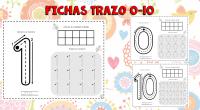 A continuación os comparto una colección de fichas para repasar el trazo en números del 0 al 10. La grafomotricidad o desarrollo grafomotriz del niño tiene como objetivo fundamental completar […]