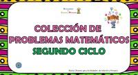 Nueva colección de problemas adecuados al nivel de alumnos de 2º ciclo, es decir, 3º y 4º de primaria de María Olivares del fantástico blog actividadesdeinfantilyprimaria en el que vas […]