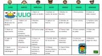 Como cada mes, os comparto un calendario de Inteligencias Múltiples; en esta ocasión adaptado con divertidas actividades y dinámicas a la época veraniega. Una excelente fuente de ideas para pasárnoslo […]