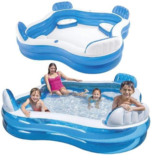 piscina hinchable intex