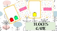 Estas cartas son complementarias a los bloques de construcción que todos tenemos en el aula o en casa. Se trata de ir sacando cartas e ir construyendo con los bloques […]