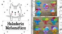 Hoy os traigo un nuevo material para Educación Infantil, se trata de una heladería matemática. Hacemos copas de helado poniendo tantas bolas como nos indica la copa. Podemos: 🔸Dejar que […]