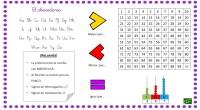 Os comparto a continuación unas bonitas tarjetas que sirven como material de apoyo para la mesa del alumno. En ellas, encontrarás conceptos matemáticos, como mayor que y menor que, o […]