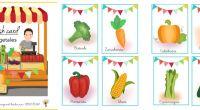 FLASH CARD DE VEGETALES 📥 . . Buenos días ☀️😃 hoy llegan las ricas verduras a Didactilam 🥒🥬🌽🌶🥕🥦🍠🥔🧅 . Hoy les traigo 16 tarjetas de vegetales 🥰 que dan mucho […]