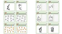 Estas 12 tarjetas tienen como objetivo estimular la orientación espacial con actividades que implican: -La reproducción de un modelo sobre un fondo punteado. -Simetría. -Lateralidad. Las he creado con el […]