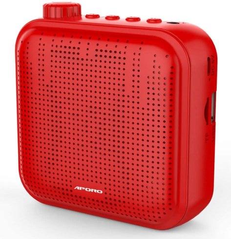 amplificador de voz para el cole