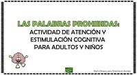 Laestimulación cognitivaes un conjunto de actividades dirigidas a mantener o a perfeccionar el funcionamiento cognitivo en general, a través deejercicios de memoria, percepción, atención, concentración, lenguaje, funciones ejecutivas como: solución […]