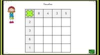 Hoy vamos a ejercitar las tablas de multiplicar de una forma diferente a través de este divertido bingo cruzado. Para ello, deben multiplicar cada número de la fila por cada […]