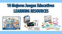 Fantásticos juegos educativos Learning Resources ideales para regalar, no sólo para navidad sino también para cumpleaños y para aplicar en el colegio. Son juegos para distintas edades, quien nos siga […]