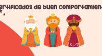 Se acerca el día de Reyes y compartimos con ustedes este material que incluye cartas y certificados de buen comportamiento de los Reyes para los niños.