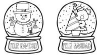 Hoy tenemos para ustedes estas fichas de navidad para qué los pequeños expresen toda su creatividad.  Colorear es una actividad muy divertida que a todos los niños les encanta, […]