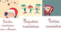 Escribirle una carta a Papá Noel puede ser un buen recurso para fomentar la escritura yla creatividad. Este descargable contiene: Postales para colorear Etiquetas para colorear y completar Etiquetas a […]