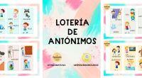 Loteria para trabajar los antónimosç AUTORÍA https://www.instagram.com/fono.grafia02  FUENTE:https://fonografiarecursos.blogspot.com/