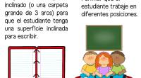 Adaptaciones para el aula para el trastorno del desarrollo de la coordinación Tener problemas con las habilidades motoras pueden dificultar el aprendizaje en el salón de clases de los niños […]