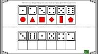 Nueva actividad de atención y memoria visual para trabajar a través de dados y figuras geométricas. La memoria visual implica ser capaz de mantener una imagen mental de una secuencia […]