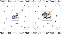 ¡Hola! Hoy os traemos la actividad llamada «UNE LETRAS». Es una actividad muy sencilla en la que los pequeños y pequeñas deberán unir las letras dispuestas en la tarjeta en […]