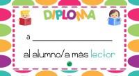 A continuación, os comparto una bonita coleeción de diplomas para premiar y reconocer las aptitudes de nuestros alumnos.