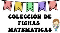 125 FICHAS PARA REFUERZO DE MATEMÁTICAS EN PDF