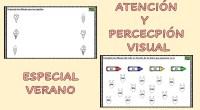 Hoy os traemos un nuevo cuaderno pensado para trabajar y repasar este verano la atención y la percepción visual. Se trata de una recopilación de las mejores actividades que hemos […]