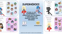 Nos volvemos a juntar@aula_pty@fono.grafia02para compartir con ustedes este recurso de lectoescritura. ⠀ ⠀ Consiste en tarjetas en las que el/la niño/a debe ayudar al superhéroe a completar las palabras y […]