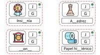 ¡Hola! Hoy os traemos la segunda y última parte para trabajar la ortografía de la J y la G. En este caso, os traemos otras 40 tarjetas que podéis unir […]