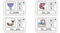 ¡Hola! Hoy os traemos la segunda parte para trabajar la ortografía de la «mp/mb» con otras 40 tarjetas que podéis juntar a las 40 primeras de la parte 1. Espero […]