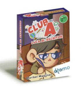 juego de mesa Luca el escritor