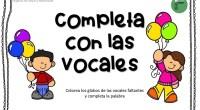 36 tarjetas divertidas para trabajar la conciencia fonológica y lectoescritura. El alumnado debe colorear los globos que contienen las vocales faltantes y completar la palabra. Los objetivos de esta actividad […]