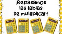 La multiplicación es lógica y práctica, así el niño reforzará los conocimientos adquiridos y a la vez, incrementará la confianza en sus capacidades. Os comparto una propuesta divertida para repasar […]