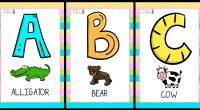 Os comparto este chulísimo abecedario que han diseñado nuestros amigos del blog Actividades de Infantil y Primaria, con divertidos dibujos y vocabulario de los animales en inglés.