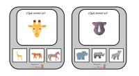 A continuación, os presento un sencillo juego asociación visual. Se trata de una colección de tarjetas; el objetivo del juego es que el alumno sea capaz de emparejar el rostro […]