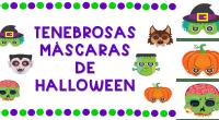 Cada día más cerca del festejo de Halloween, os proponemos un complemento para vuestro disfraz: diez tenebrosas máscaras de distintos personajes: brujas, hombre lobo, Drácula, zombies, calaveras, calabazas y Frankenstein, […]