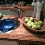 Strand Woven Bamboo Countertop - prep bowl