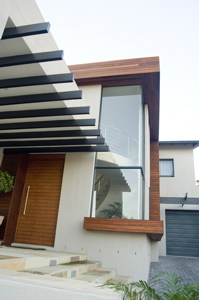 Solid Bamboo door blanks make for sturdy and durable doors