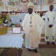 RDC-Dungu : Mgr Richard Domba exhorte les dirigeants à s'occuper réellement du social du peuple