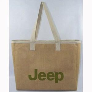 Elegant looking jute bag