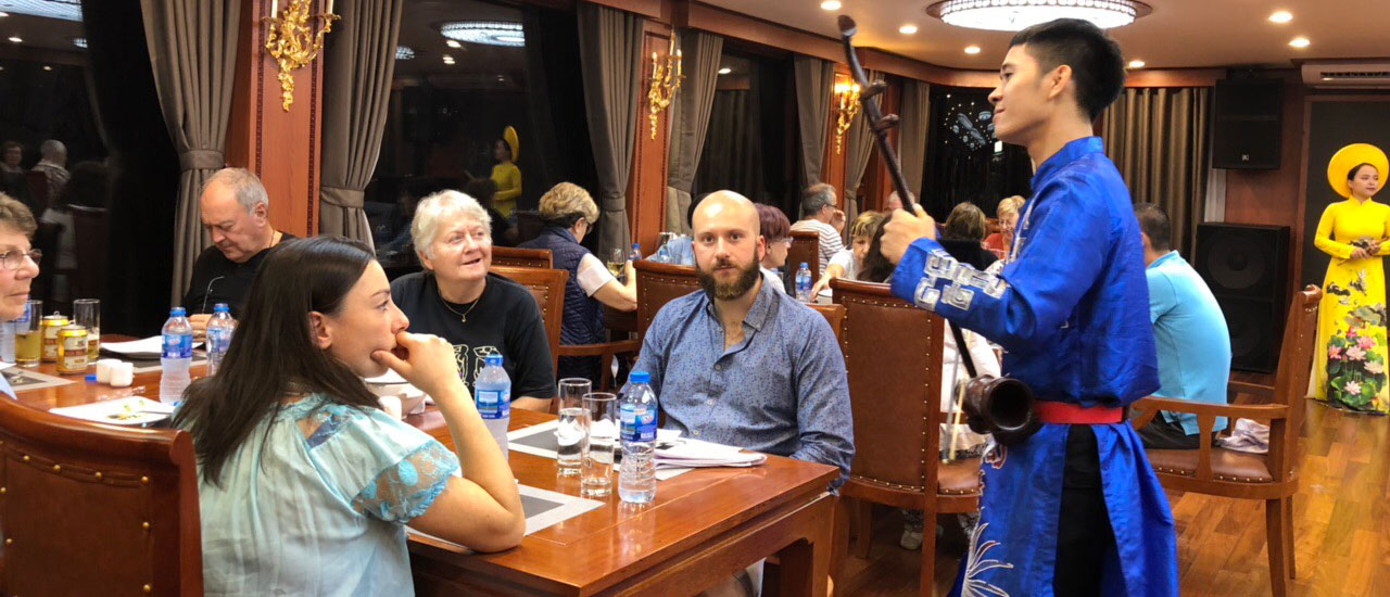 Calypso Cruise 2 days 1 night – The Timeless Expedition In Lan Ha Bay