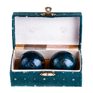 Chinese Baoding balls or medicine balls