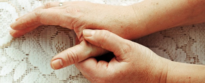 Relieve arthritic pain with acupuncture