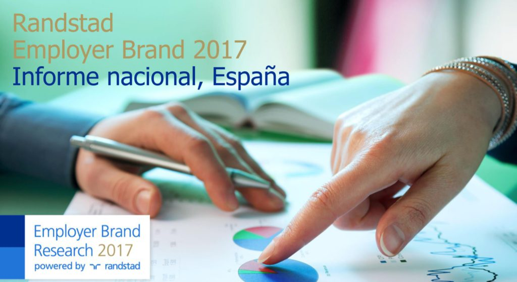 Employer Brand Research 2017 Informe Nacional, España