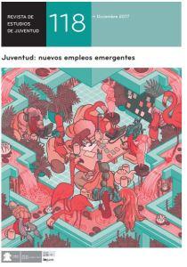 Estudio Juventud nuevos empleos emergentes 2017 INJUVE 2018