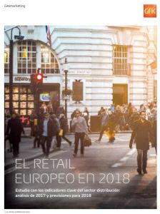Estudio el Retail Europeo en 2018. GFK