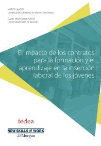 El impacto de los contratos para la formación y el aprendizaje en la inserción laboral de los jóvenes FEDEA 2018