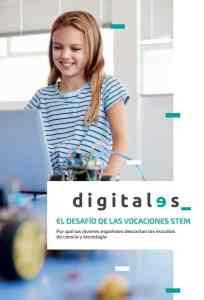El desafío de las vocaciones STEM digitales 2019