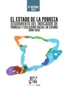 9 Informe Estado de la Pobreza EAPN