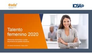 Informe Talento femenino 2020 ICSA EADA