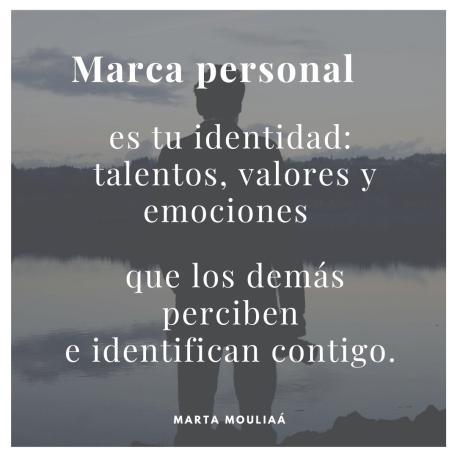 Marca Personal Marta Mouliaa