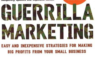 Guerrilla Marketing di Jay Conrad Levinson: recensione