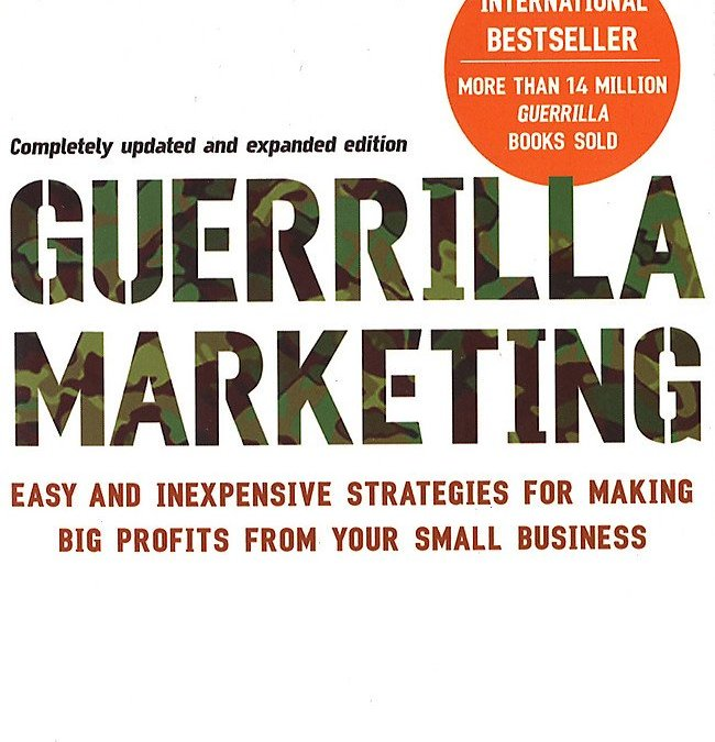 Guerrilla Marketing di Jay Conrad Levinson: recensione