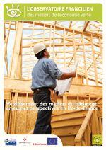 verdissement des métiers du bâtiment